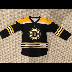 KIDS Bruins Jersey 100% authentic